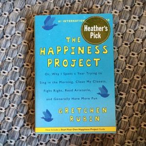 3/$25 The Happiness Project, Gretchen Reuben